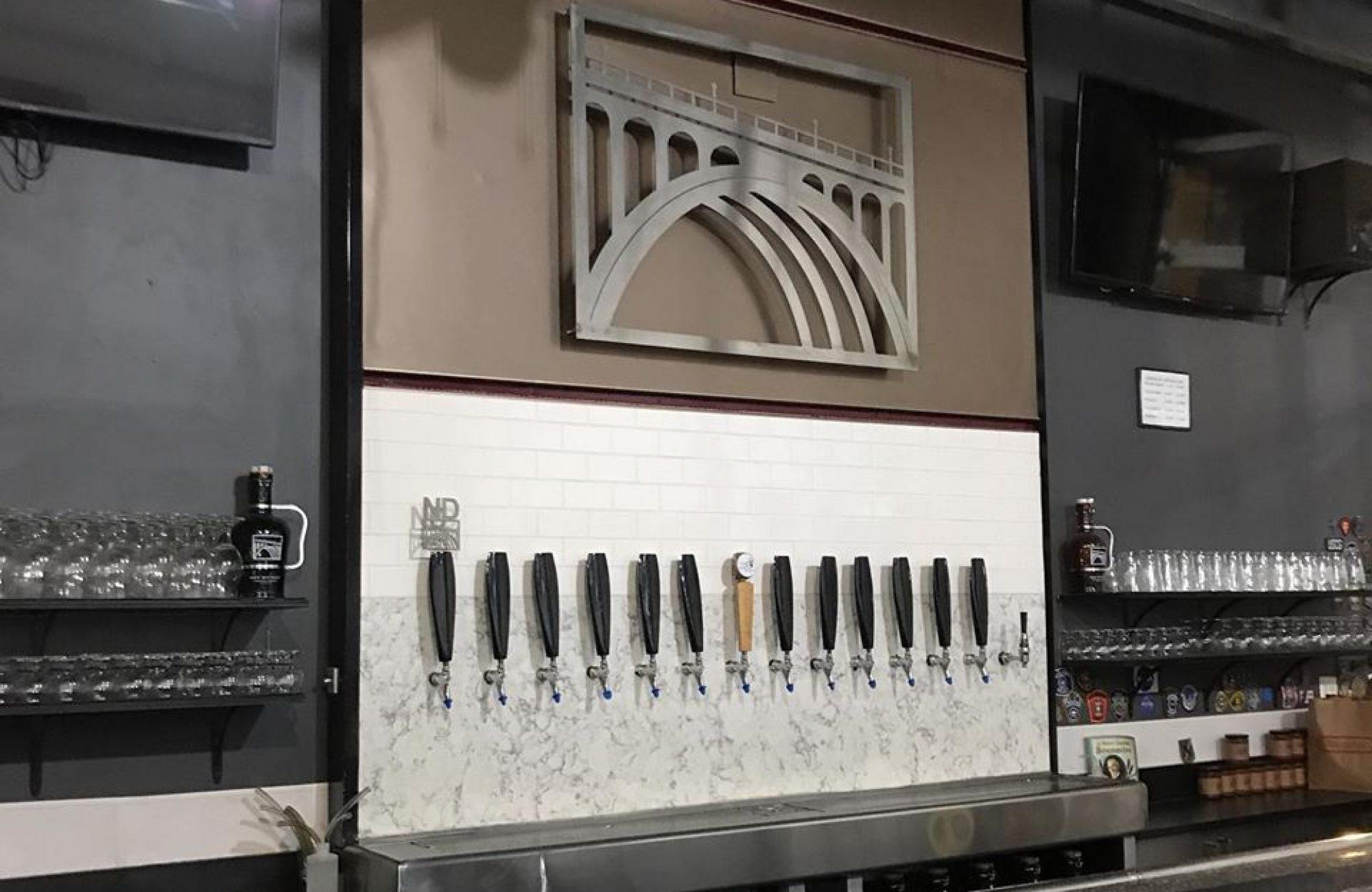 New District Brewing Company Arlington Va